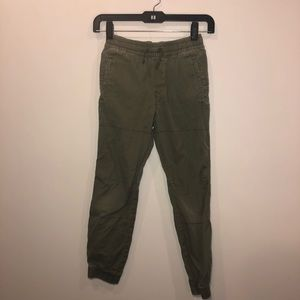 Polo Ralph Lauren Army Green Joggers